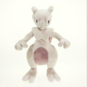 New-30cm-12-034-Mewtwo-Plush-Animation-Toy-Soft-Doll-Stuffed-Plush-Doll-Gift