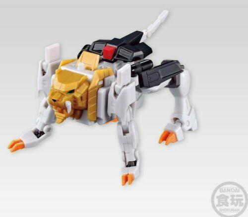 Super Mini Pla The King of Braves Gaogaigar Box Set Bandai Shokugan Model Kit
