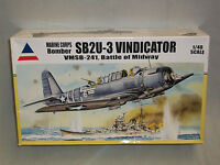 Accurate Miniatures 1/48 Vought SB2U-3 Vindicator VMSB-241, Battle Of Midway