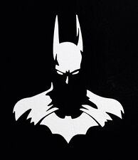 "2 Batman Dark Knight Silhouette DC Comics 5"" Car Window Vinyl Sticker Decal Logo"