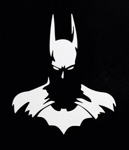 Image Is Loading 2 Batman Dark Knight Silhouette DC Comics 5