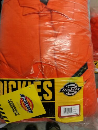 DICKIES FIRECHIEF PYROVATEX LINED WINTER//THERMAL COVERALL WD5025 SIZE 50R