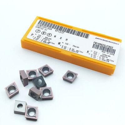 10pcs CCMT09T304 VP15TF  CCMT32.51 high quality for steel cast iron