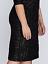 NEW-LANE-BRYANT-Metallic-Fitted-Sheath-silhouette-Dress-Plus-28-4X-Crinkled-NWT thumbnail 3