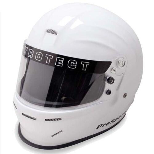 Pyrotect Pro Sport Duckbill Helmet - Snell SA2015 S M L XL All Sizes