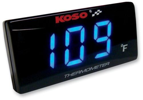 Koso Super Slim Temperature Gauge