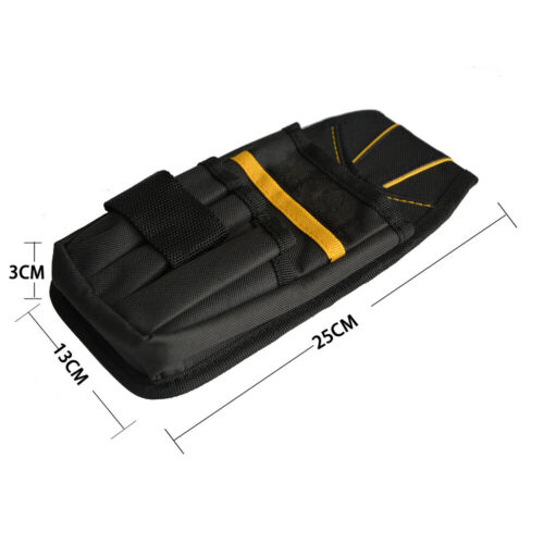 Eco Car Wrap Vinyl Tools Bag Kit Squeegee Felt Scraper Wrapping Decals Gasket US