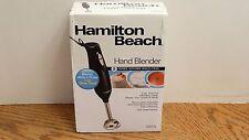 NEW Hamilton Beach Hand Blender 2-Speed Kitchen Multi-Tool #59759 NIB