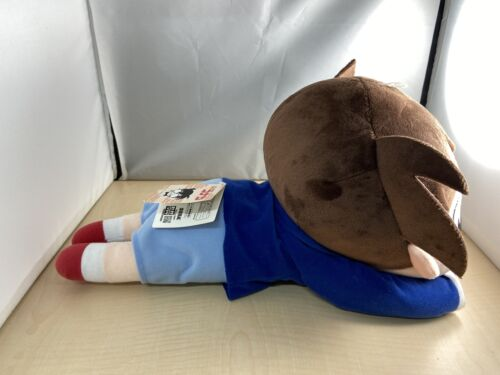 Mega Jumbo Lining Plush Toy Edogawa Conan Bow Tie Type Transformer Ver