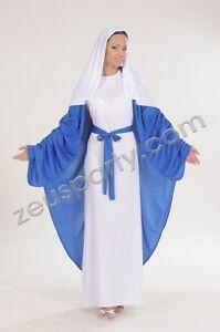 WIDMANN NATALE COSTUME MARIA tg.S nativita' carnevale