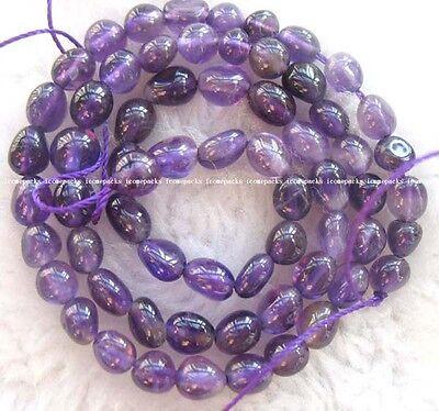 """amethyst baroque 5-8mm 16"""" nature wholesale bead unique shape purple discount"""