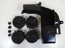 original Audi A4 8E Avant Set Bose Soundsystem Subwoofer Lautsprecher 8E9035382C