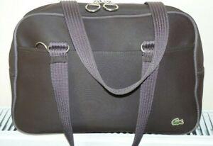 Shopper Gris Aut Business Bag Gimnasio Hombro Tote Viajes Lacoste E170wf