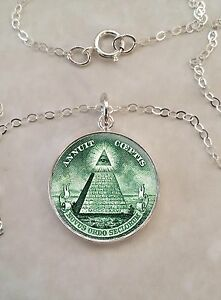 Image Is Loading Sterling Silver 925 Pendant Necklace Pyramid All Seeing