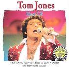 Best of Tom Jones [BCI] by Tom Jones (CD, Mar-2003, BCI Music (Brentwood Communication))