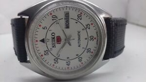 SEIKO-5-AUTOMATIC-DAY-DATE-WHITE-COLOR-DIAL-NUMERIC-FIGURE-MAN-039-S-WRIST-WATCH