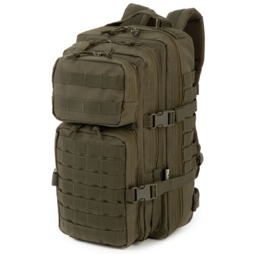 US Army Assault Pack Sac à Dos Petit Sac à dos combat BACK Olive Vert 30 Ltr Litre.