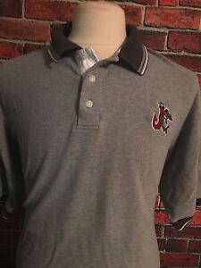 Jupiter-Hammerheads-Baseball-Short-Sleeve-Polo-Shirt-XL-100-Cotton-Mens