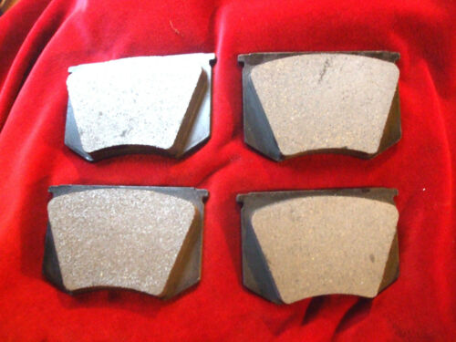 1958-63 AC Ace Aceca Greyhound Defiant    FRONT BRAKE PADS