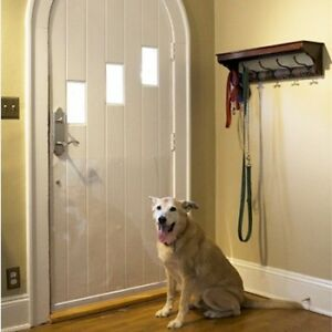 Charmant Cardinal Pet Door Shield Scratch Protector Clear DRS 33