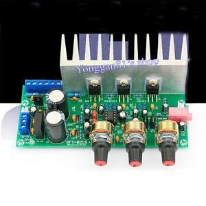 TDA2050A-TDA2030A-NE5532-2-1-Subwoofer-Audio-Amplifier-Board-18W-18W-32W
