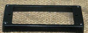 Guitar-Humbucker-Replacement-Mounting-Ring-Bridge-Position-New-Black