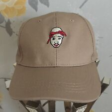 item 2 Tupac Shakur 2PAC Custom Dad Cap Baseball Embroidered Rap Hip Hop  Urban Hat Tan -Tupac Shakur 2PAC Custom Dad Cap Baseball Embroidered Rap  Hip Hop ... 04bb5cfb7b5a