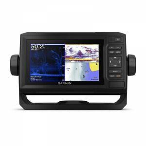 Garmin Echomap Plus 63cv Avec Us Lakevu G3 Et Gt20-tm Transducteur 010-01889-05