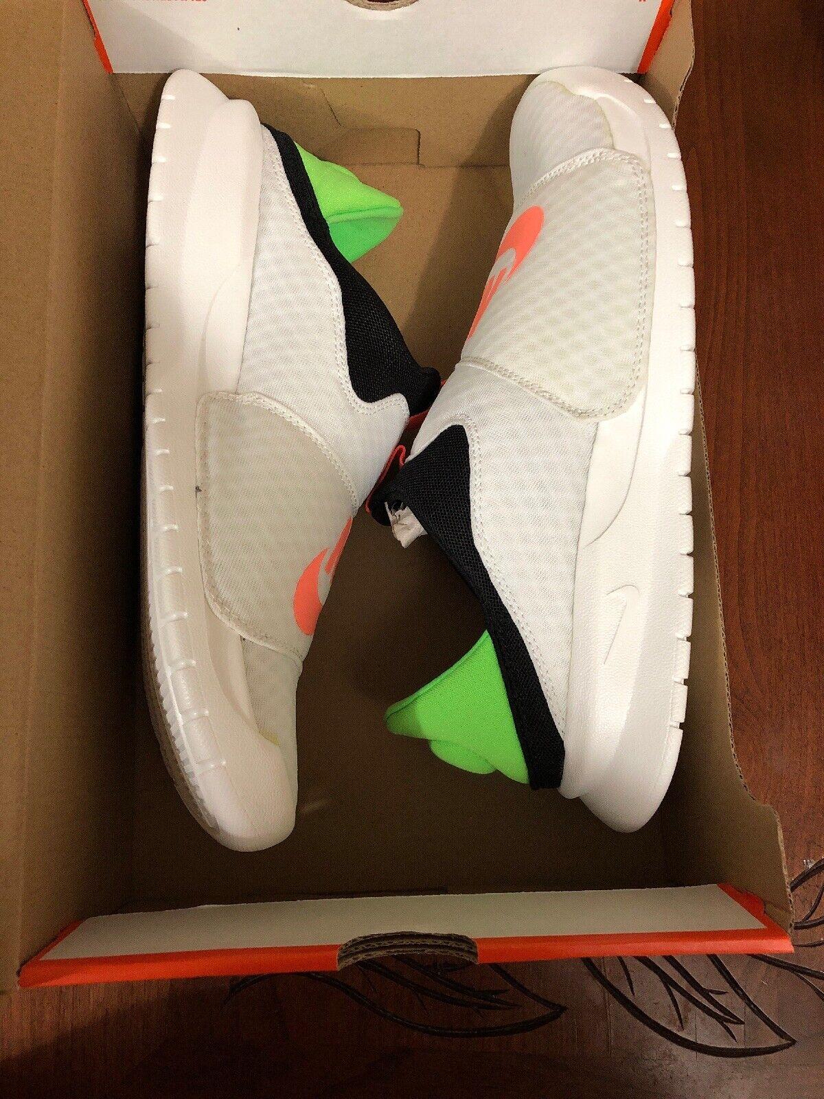 d8fcebbb Benassi SLP Mens 882410-100 White Crimson Green On shoes Size 11 Slip Nike  npsorh4063-new shoes