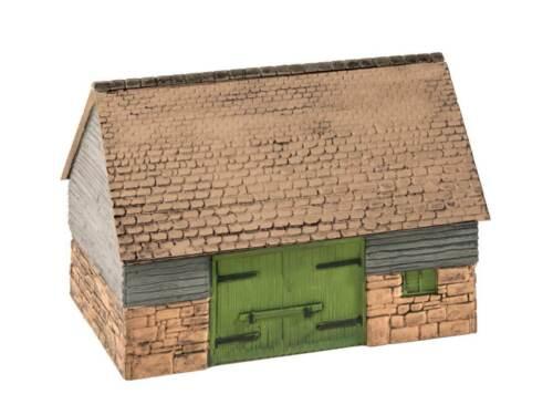 Wills SS30 Oo Ho Gebäude Barn