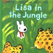 Lisa in the Jungle (Gaspard and Lisa Books) by Gutman, Anne, Good Book