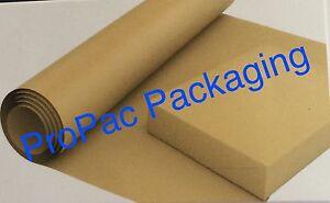 ad01081f2dd 250 x Masterline MG Pure Kraft Paper Sheets 900mm x 1150mm (90 ...