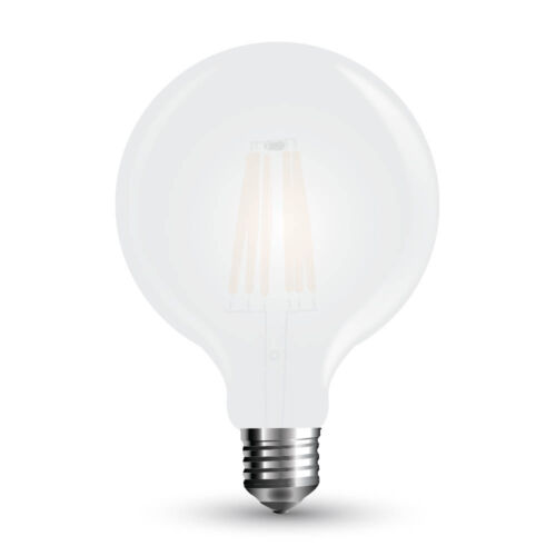 LED Filament Frosted E27 Globe 7W 800Lm weiss matt