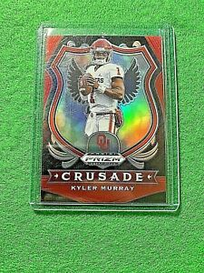 KYLER-MURRAY-RED-CRUSADE-PRIZM-CARD-JERSEY-1-CARDINALS-2020-Prizm-DP-REFRACTOR
