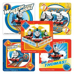 Thomas-the-Tank-Engine-Stickers-x-5-Birthday-Party-Favours-Thomas-Trains