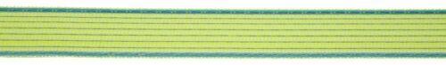 Weidezaunband Topline Plus Jaune Fluo//Bleu 200 m 30 mm weideband à large bande 449583