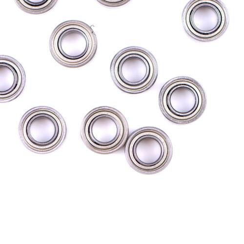 20pcs MR105ZZ L-1050 MR105 deep groove ball bearing 5x10x4 mm miniature  Yg