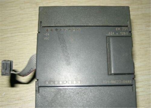 1 Stück Verwendet Siemens EM231 6ES7231-0HC22-0XA0 yp
