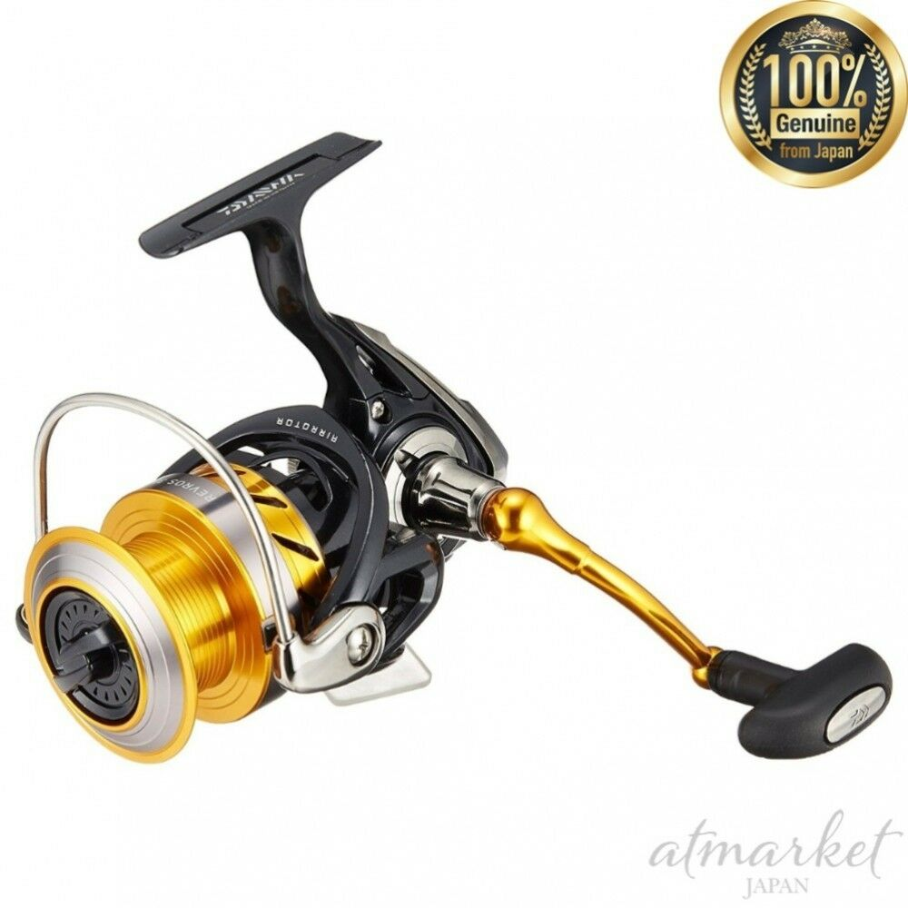 DAIWA 15 REVROS 3000 Spinning Reel NEW from JAPAN F S