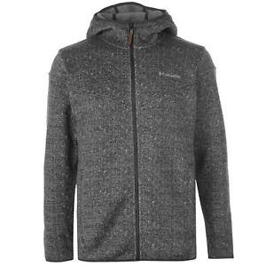 vorbestellen Qualität und Quantität zugesichert beste Seite Details zu Columbia Herren Bubioz Fleece Jacke Outdoor Langarm Kapuze  Fleecejacke