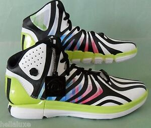 67c03f82c05 LIMITED ED~Adidas D ROSE 4.5 MESSI Derrick crazy Basketball quick ...