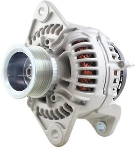 image is loading new-alternator-for-volvo-graders-g940b-g946b-24-