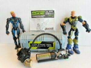 CHOOSE YOUR CHARACTER * SIGMA 6 ACTION FIGURES COLLECTION G.I JOE