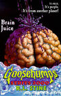 Brain Juice by R. L. Stine (Paperback, 1999)
