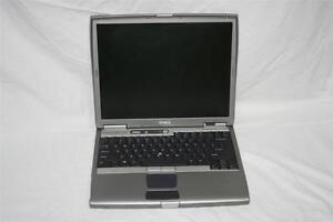 Dell-Latitude-D600-Notebook-PP05L-Laptop-Windows-XP-Professional-P-N-4T390