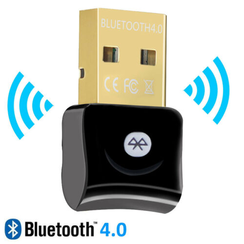 USB CSR8510 Bluetooth Wireles Dongle Adapter Audio Music Transmitter for Win PC