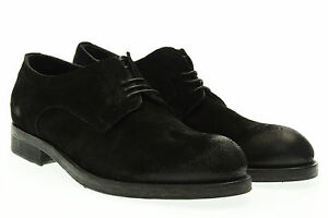 ... PAWELK-039-S-uomo-scarpa-stringata-15504-NERO- 650170e8dd7