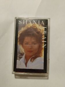 The Woman in Me by Shania Twain Cassette Tape