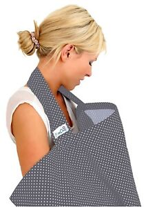 BebeChic-SLIGHT-SECONDS-Slate-Grey-Breastfeeding-Cover-Boned-Nursing-Top