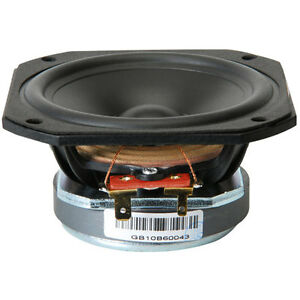 peerless tymphany tcfd full range paper cone woofer